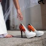 individuelle Brautschuhe
