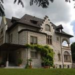 Villa Boveri, Baden, Schweiz