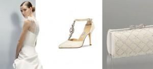Trends für die Hochzeit - Brautkleider, Accessoires und Brautschuhe