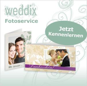 Fotoservice von weddix - Fotobuch