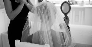 Make Up und Frisur - letzte Hochzeitsvorbereitungen