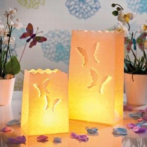 Windlichter für die Hochzeit