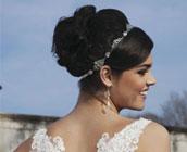 Himmlische Brautfrisuren - die Trends 2013