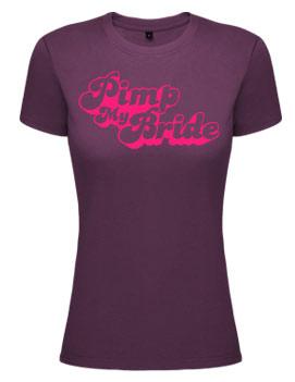T-shirt für den Junggesellenabschied