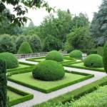 Park der Villa Boveri